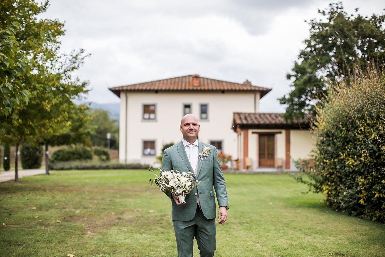 Trouwen in een Italiaanse villa