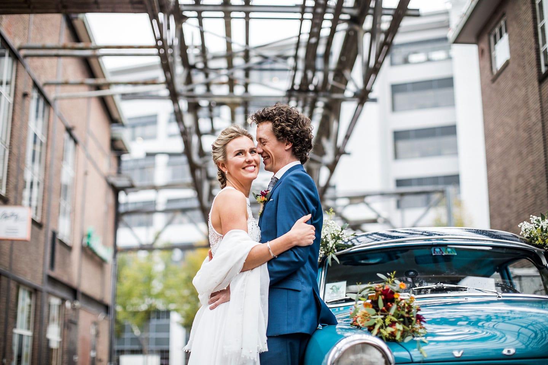 Bruiloft Strijp-S fotograaf
