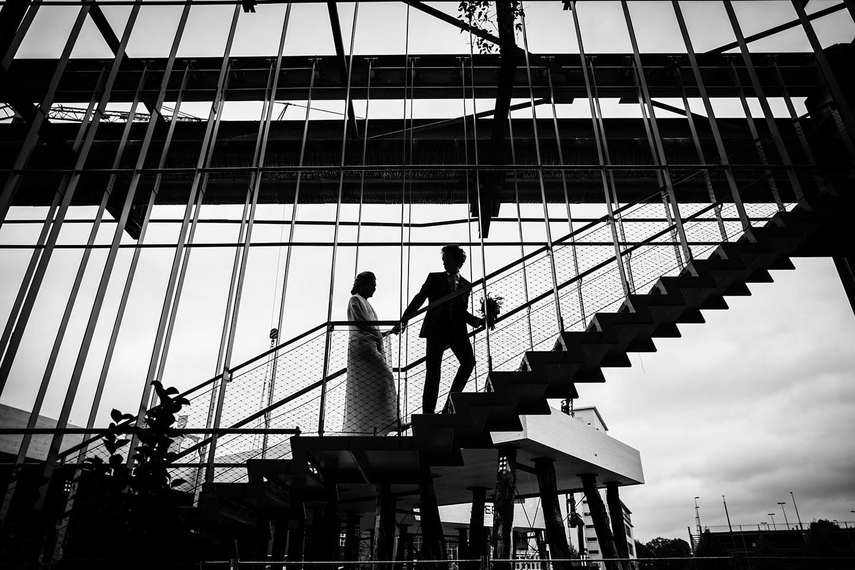 Bruidsreportage Strijp-S Eindhoven