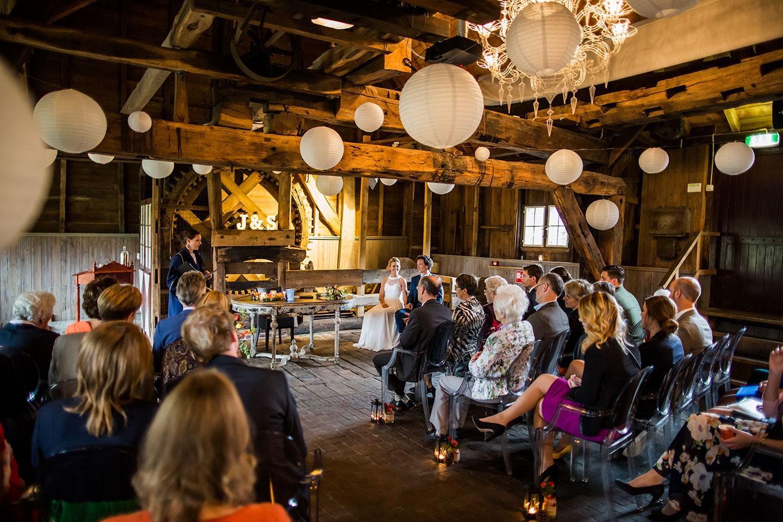 Bruiloft Watermolen van Opwetten