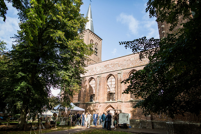 Trouwen Oude Kerk Dongen