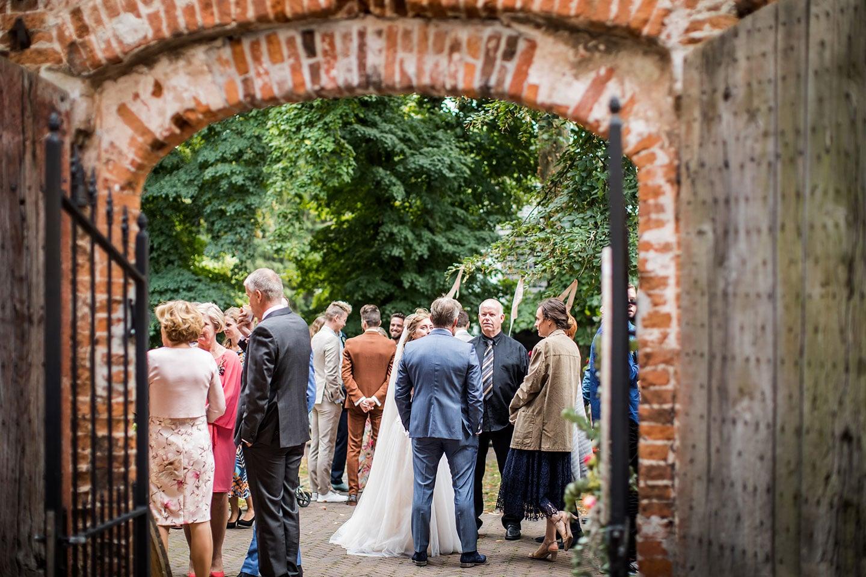 Bruidsfotograaf Oude Kerk Dongen Ceremonie