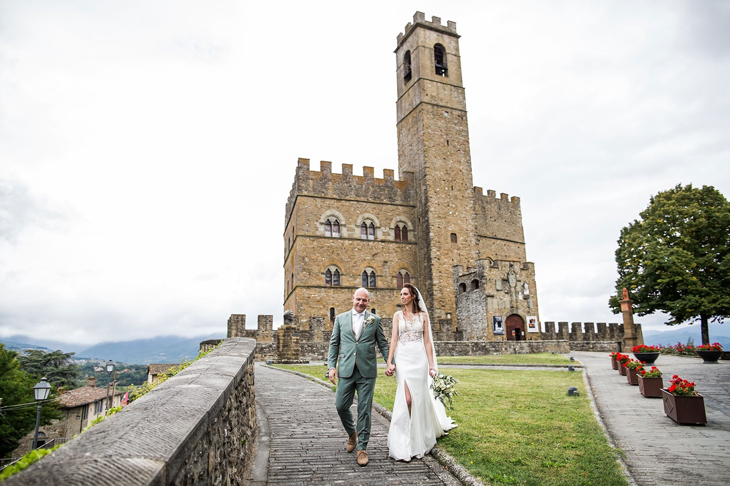 Wedding Photography in Tuscany Italy