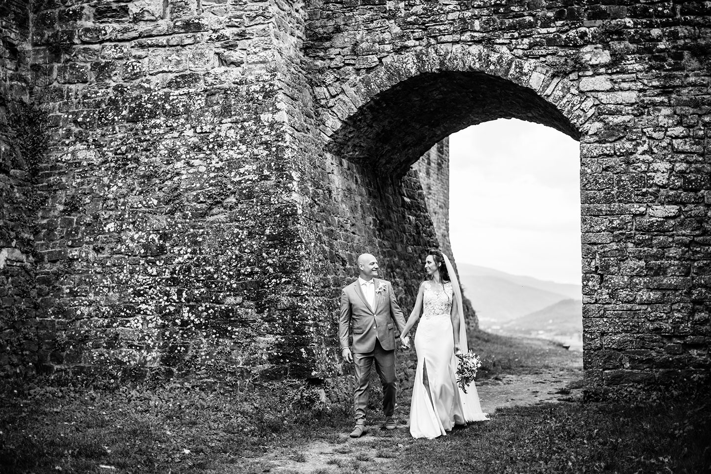Volterra wedding photographer