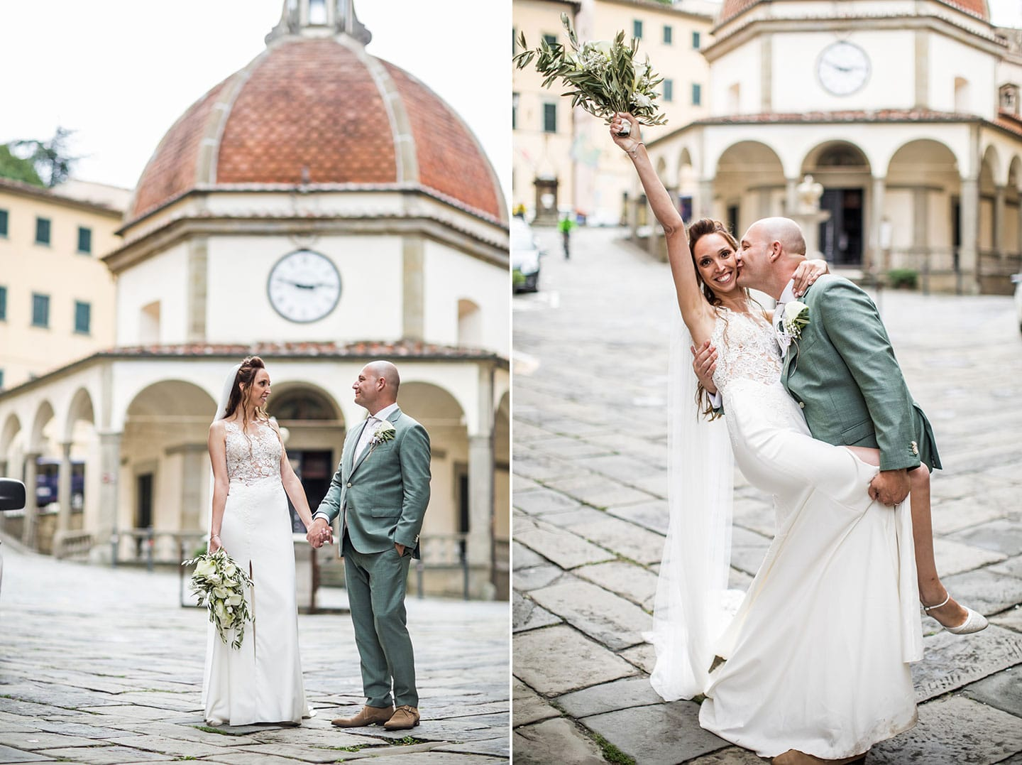 San Gimignano wedding photographer