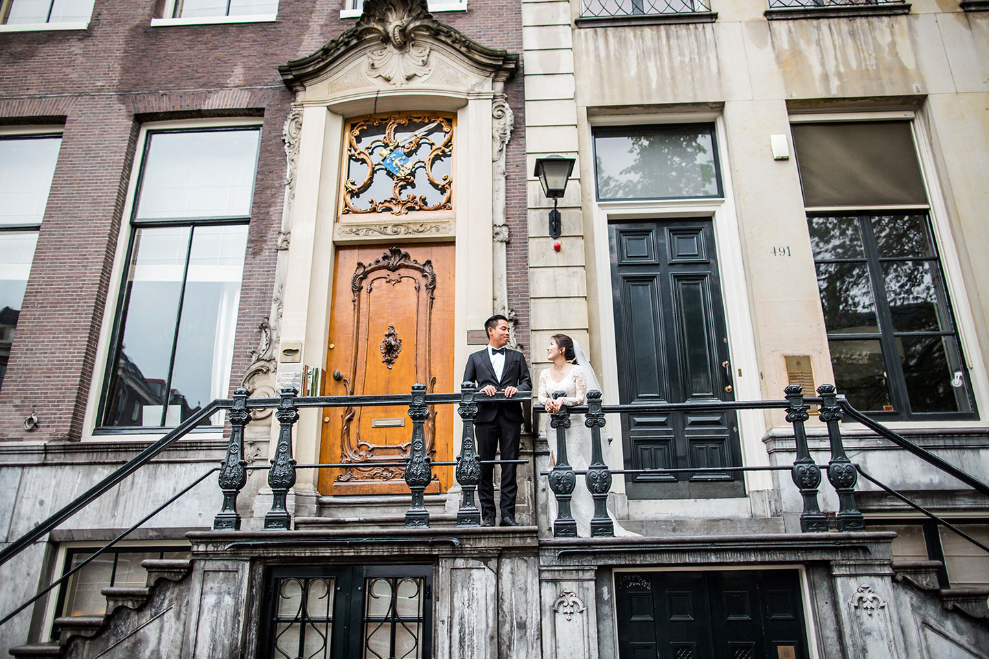 Prewed shoot Amsterdam