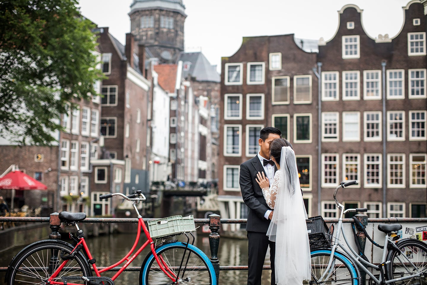 Overseas prewedding Europe