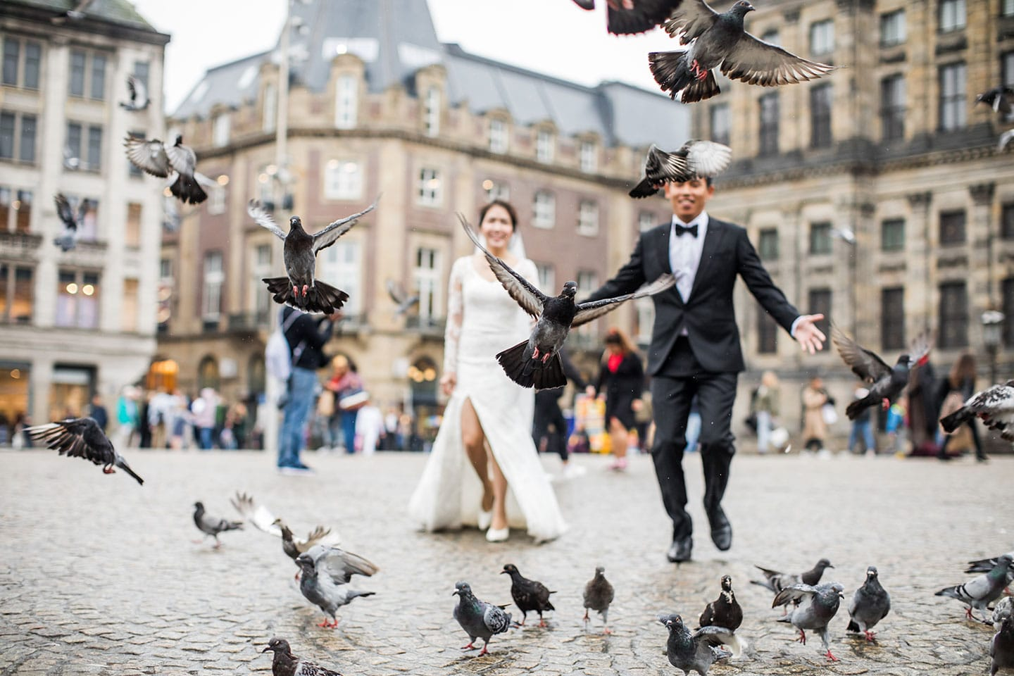 Amsterdam prewedding photographer Netherlands
