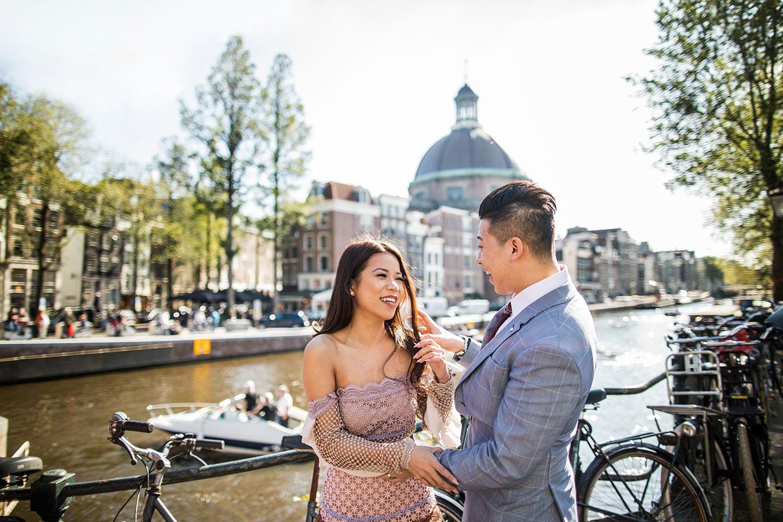 Netherlands prewedding session