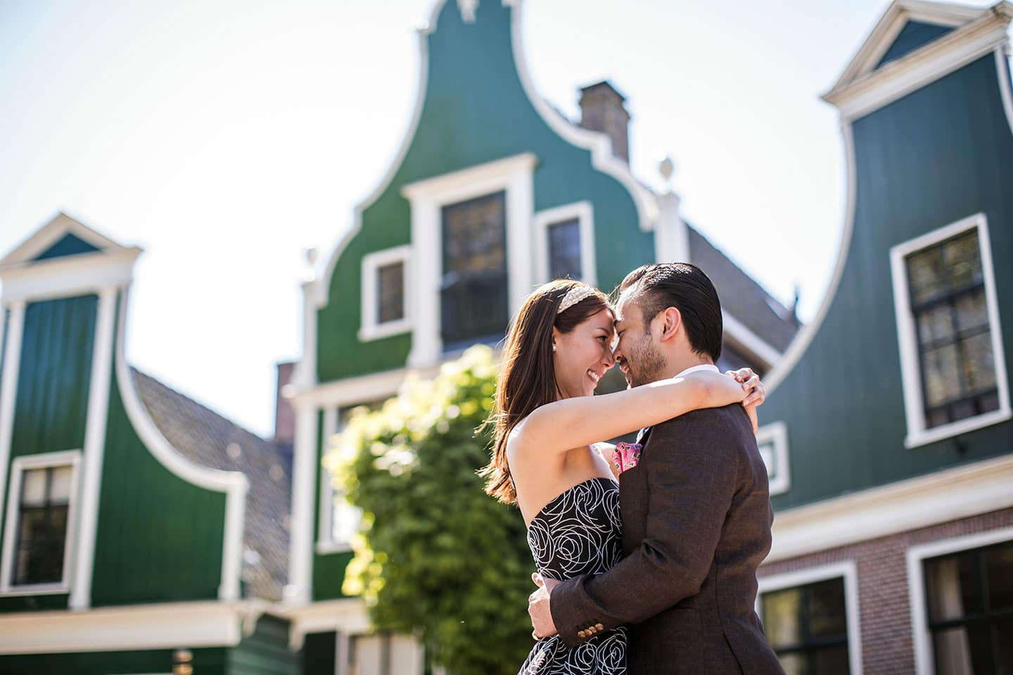 Amsterdam prewed session