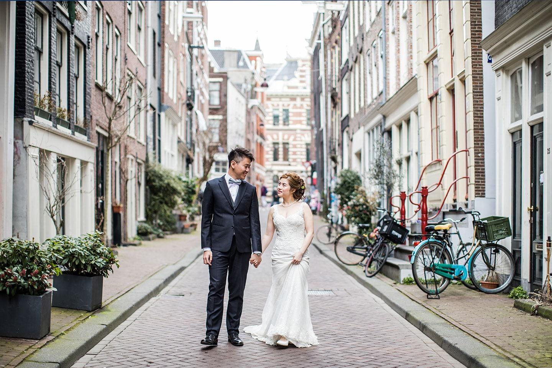 Netherlands prewedding