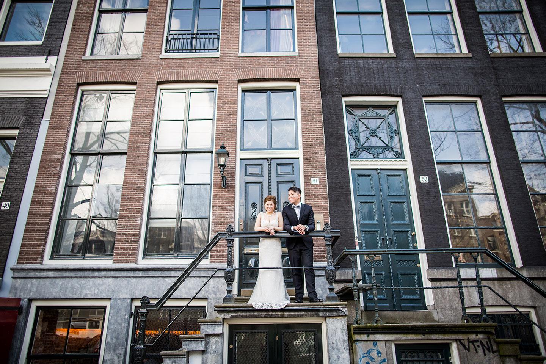 Amsterdam couple shoot