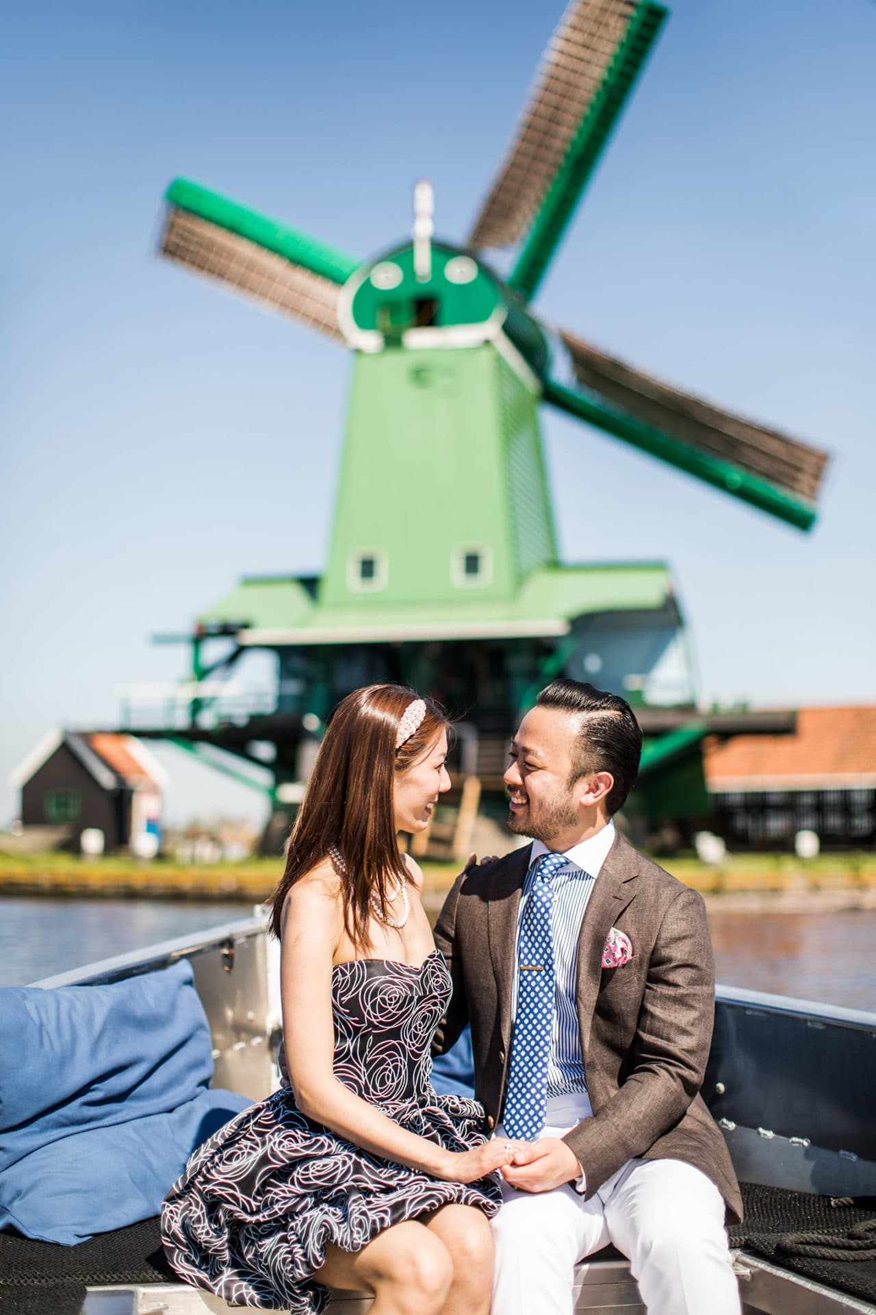Prewedding photography Europe