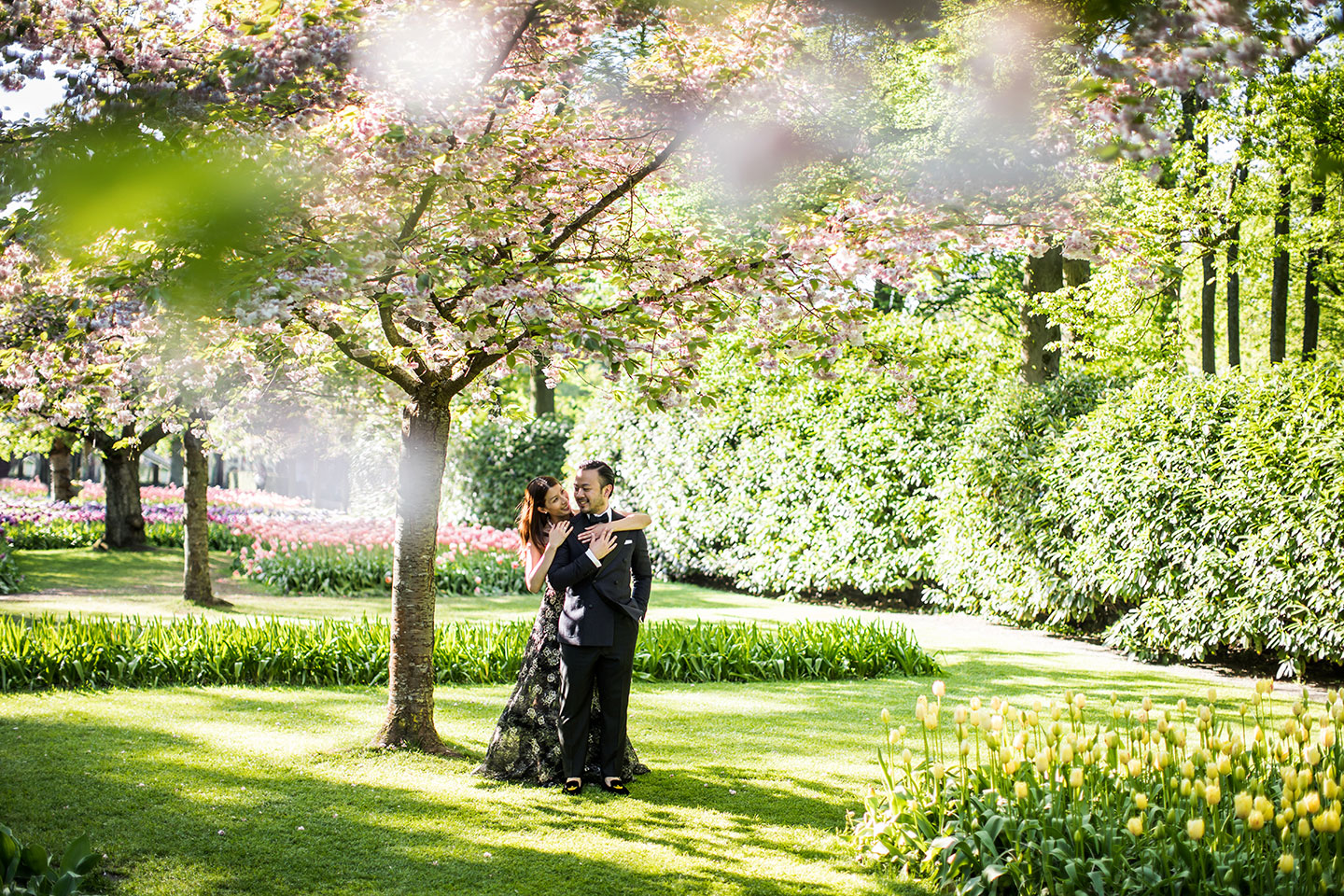 Keukenhof & Zaanse Schans Pre Wedding photo session