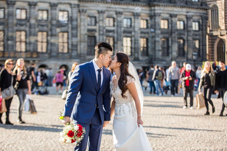 Amsterdam & Zaanse Schans Pre Wedding photoshoot