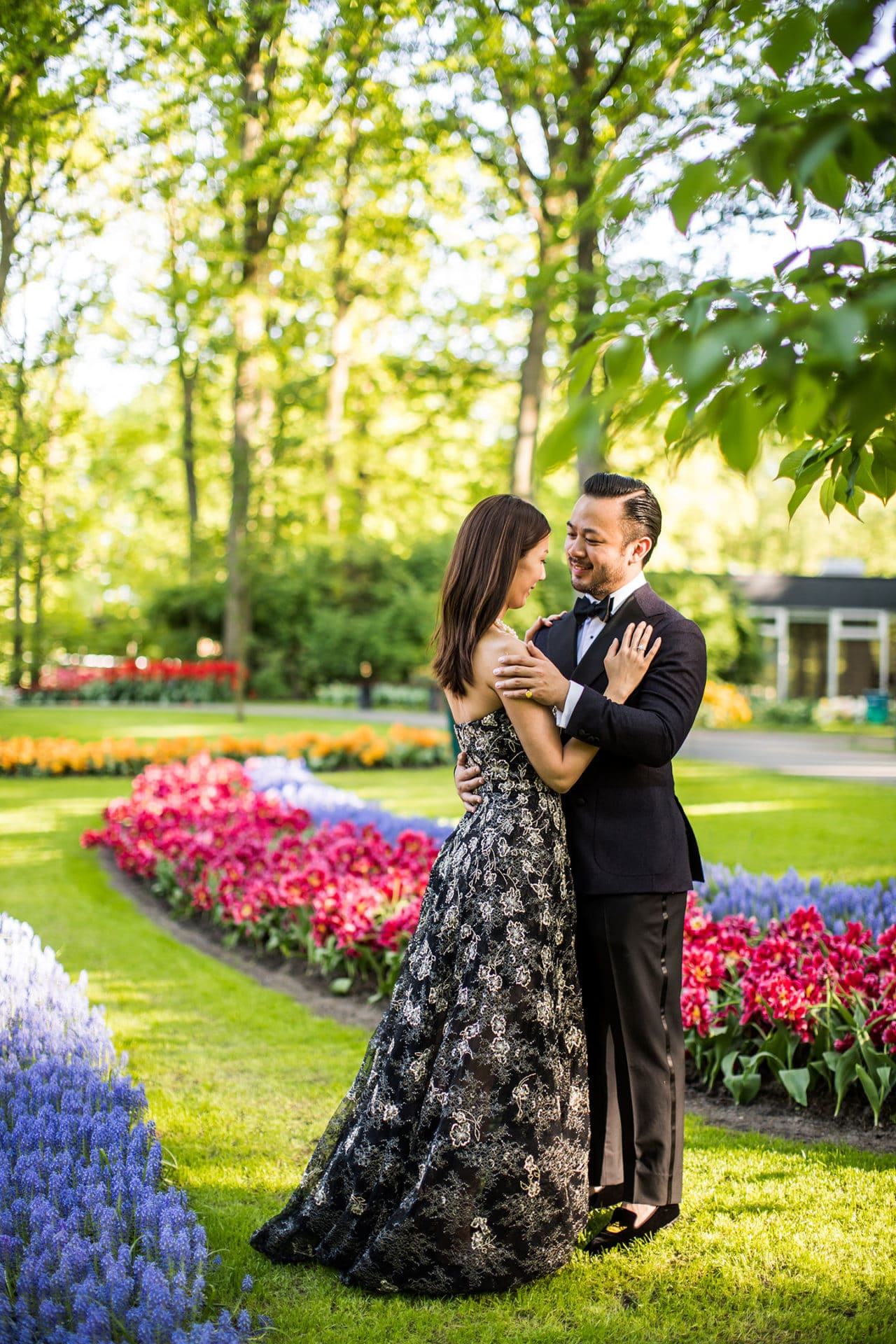 Photography Keukenhof & Zaanse Schans Pre Wedding