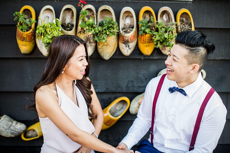 Amsterdam & Zaanse Schans Pre Wedding Photos