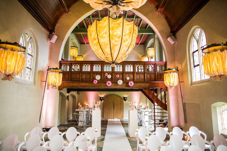 Bruidsfotograaf Klooster Bethlehem Haren