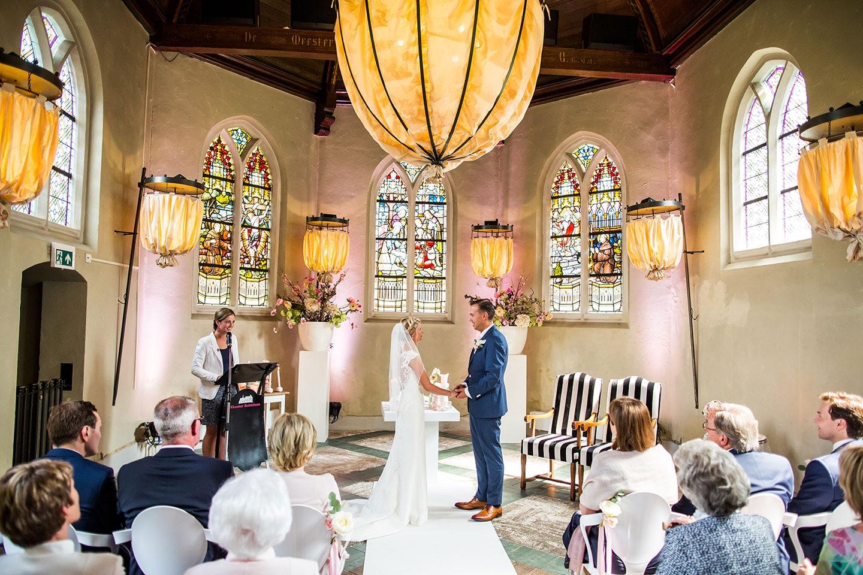 Bruiloft Klooster Bethlehem
