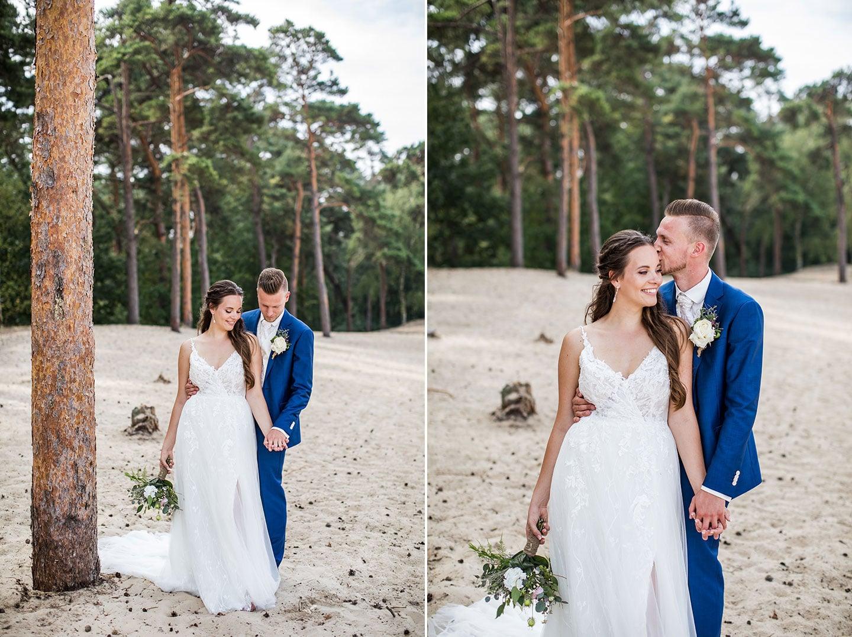 Soesterduinen trouwreportage