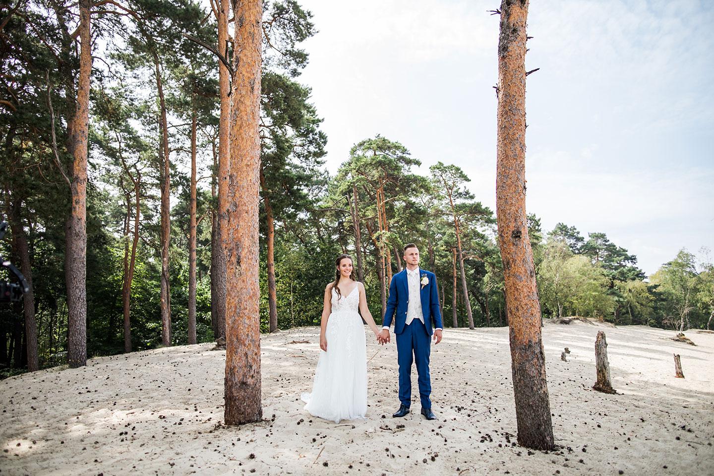 Fotograaf bruiloft Soesterduinen