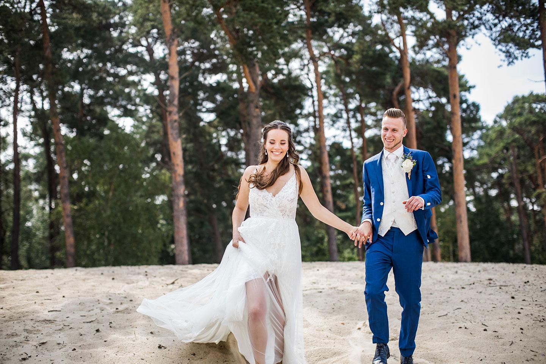 Soesterduinen bruiloft