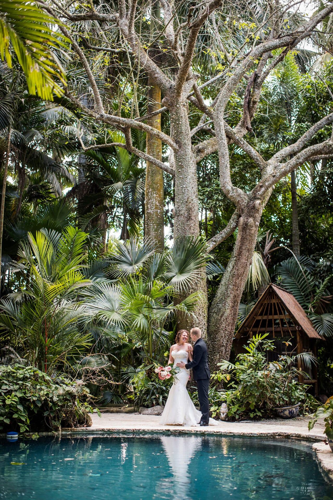 Historic Walton House Wedding Photographer Garden