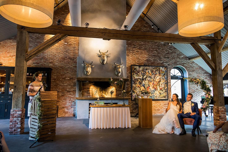 Huwelijk Landgoederij