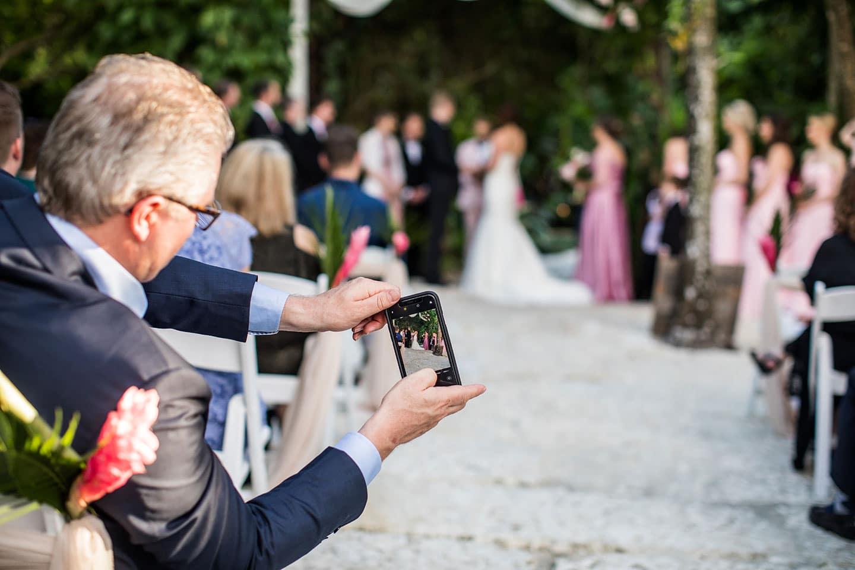 Beach wedding Florida Photographer