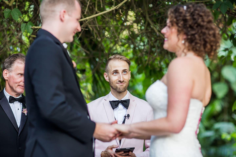Historic Walton House Wedding ceremony