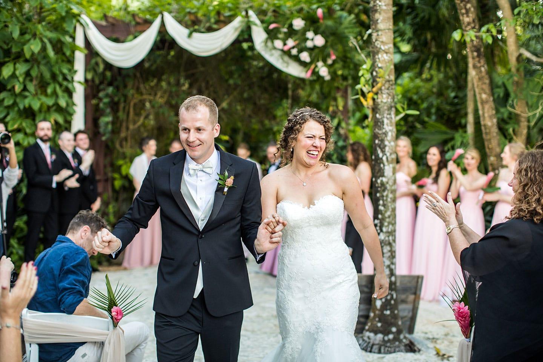 Wedding at the Historic Walton House in Homestead Florida