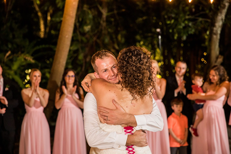 Historic Walton House Wedding First Dance