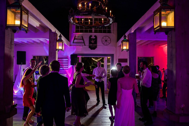 Historic Walton House Wedding Party