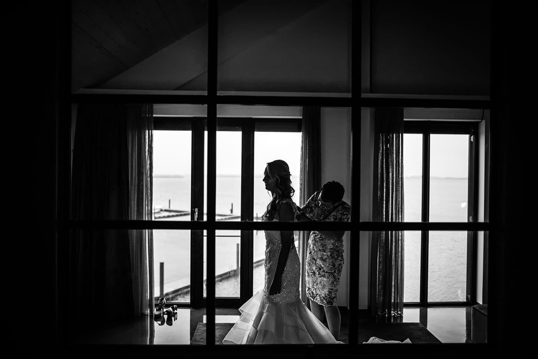 Bruidsfotografie bruiloft corona proof