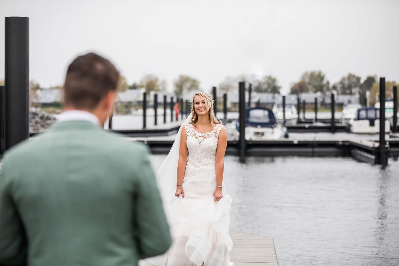 Bruiloft trouwen corona pandemie