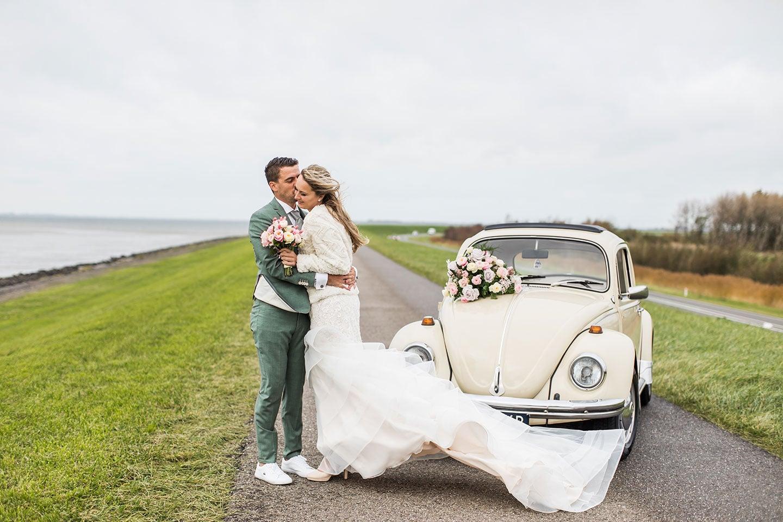 Bruidsreportage Zeeland Corona