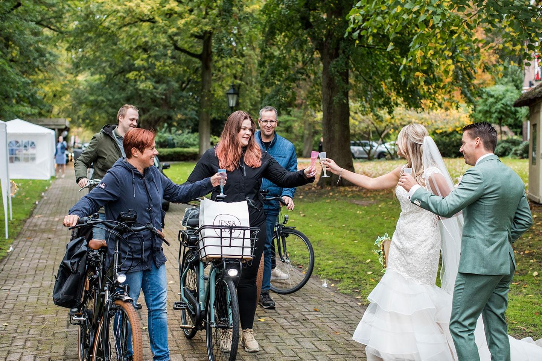 Corona proof bruiloft